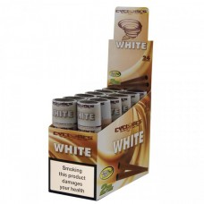 Cyclones Pre-Rolled Conical Blunt White