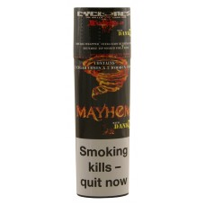 Cyclones Double Wrapped Pre-rolled Cone - Mayhem