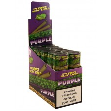 Cyclones Pre-Rolled Conical Blunt Purple
