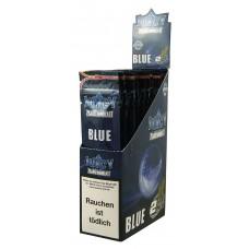 Juicy Jay's Blunt Double Wrap Blue - 2 per Pack