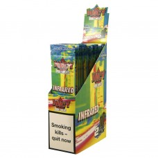 Juicy Jay's Blunt Double Wrap Infrared - 2 per Pack