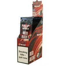 Juicy Jay's Blunt Double Wrap Red Alert - 2 per Pack