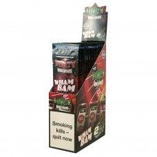 Juicy Jay's Blunt Double Wrap Whambam - 2 per Pack