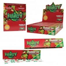 Juicy Jay's King Size Slim Strawberry Kiwi