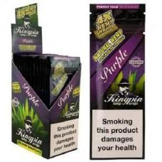 Kingpin Hemp Wraps - Purple