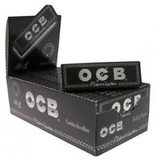 OCB Black Premium Regular