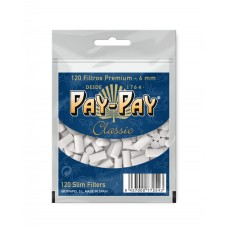 Pay-Pay 6mm Slim Filter Tips
