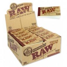 RAW Tips Wide - Hemp Cotton