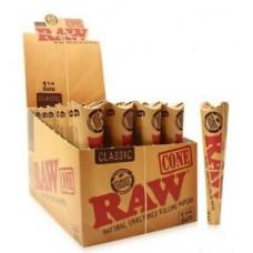 RAW Classic Pre Rolled Cone 1¼ - 6pk