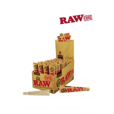 RAW Classic Pre-Rolled Cone King Size - 3pk