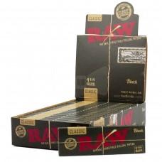 RAW Black Classic 1¼ Size