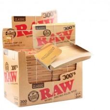 RAW Classic 300's 1¼ Size Creaseless