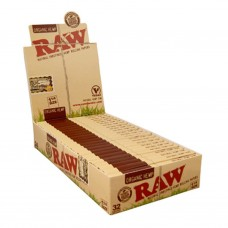 RAW Organic Hemp 1¼ Size