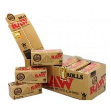 RAW ROLLS Calssic King Size 3m - 12 per Box