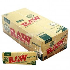 RAW Special Edition Classic Regular Cut Corners