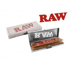 RAW Stainless Steel Shredder Case 1¼ Size - 12's