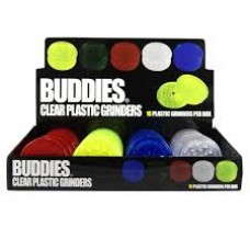 Buddies - Large 2 Piece Acrylic Grinder
